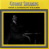 London Years 1939 - 1943 by George Shearing