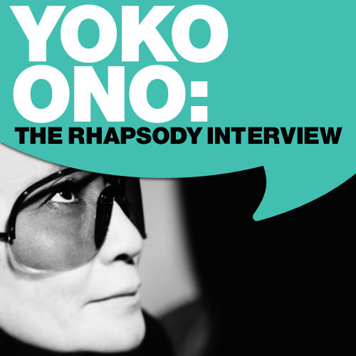 Yoko Ono:The Rhapsody Interview 2008 by Yoko Ono