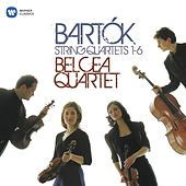 Bartok: String Quartets by Belcea Quartet