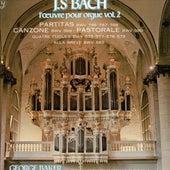 Bach : L'Œuvre pour orgue (volume 2) by George Baker