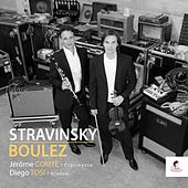 Stravinsky - Boulez by Various Artists
