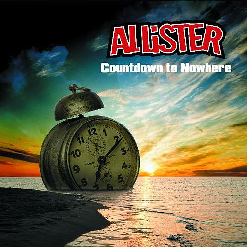 Countdown to Nowhere by Allister