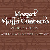 Mozart: Violin & Clarinet Concertos by Various Artists