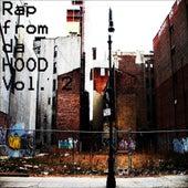 Rap from da HOOD, Vol. 2 by Various Artists