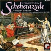 Rimsky-Korsakov: Scheherazade Symphonic Suite Op. 35 by London Symphony Orchestra