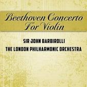 Beethoven: Concerto for Violin by Fritz Kreisler