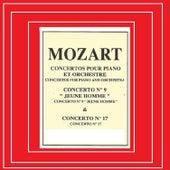 Mozart - Concerto Nº 9 , Nº 17 by Leonard Hokanson