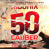 50 Caliber - Single by Aidonia