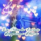 Los Niños les Encanta Compositores Clásicos - La mejor Música Clásica para Bebés, Canciones de Cuna, Sonidos Relajantes para el Sueño, Las Noches de Insomnio, Canciones Favoritas by Academia de Música Infantil