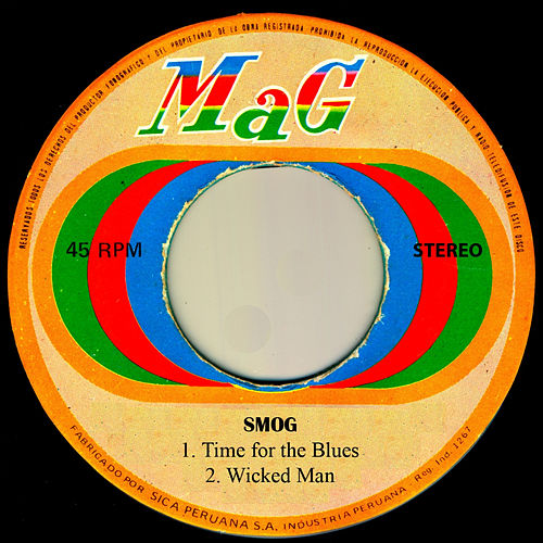 Time for the Blues by Smog