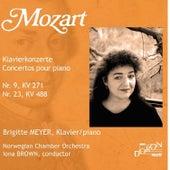 Mozart: Concertos pour Piano by Brigitte Meyer