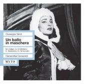 Verdi: Un ballo in maschera by Maria Callas