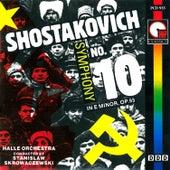 Shostakovich: Symphony No. 10 by Stanislaw Skrowaczewski