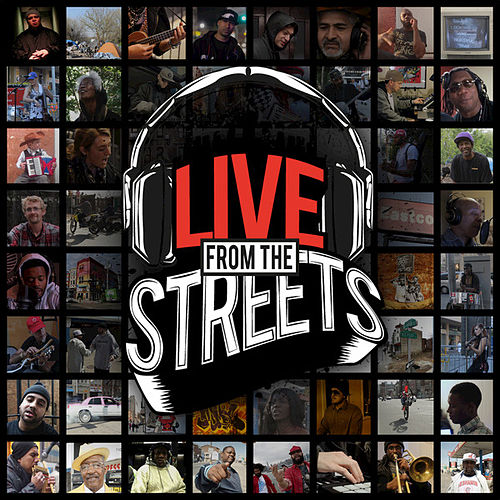 Live From The Streets by Mr. Green