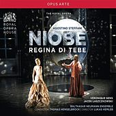 Steffani: Niobe, regina di Tebe (Live) by Various Artists
