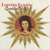 Loretta Lynn's Greatest Hits by Loretta Lynn