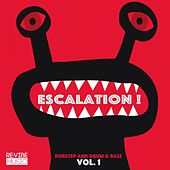 Escalation! - Dubstep and Drum & Bass Vol. 1 by Various Artists
