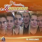 Te Presumo by Komezon Musical