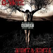 Kunta Kinte by G-Wiz