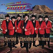Corridos y Canciones de Mi Tierra by Los Rieleros Del Norte