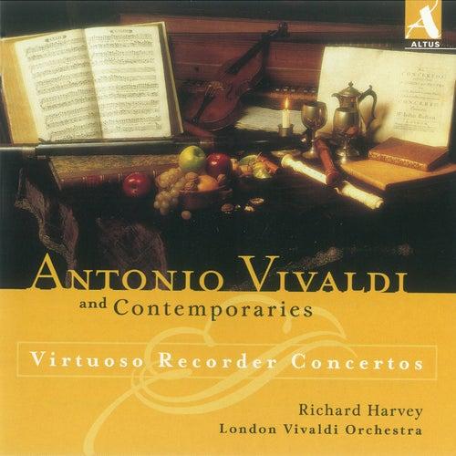 Virtuoso Recorder Concertos by Richard Harvey
