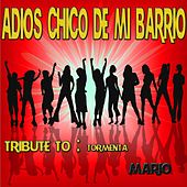 Adios Chico de Mi Barrio: Tribute to Tormenta by Mario