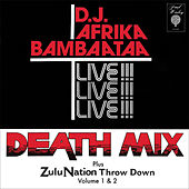 Death Mix Live by Afrika Bambaataa