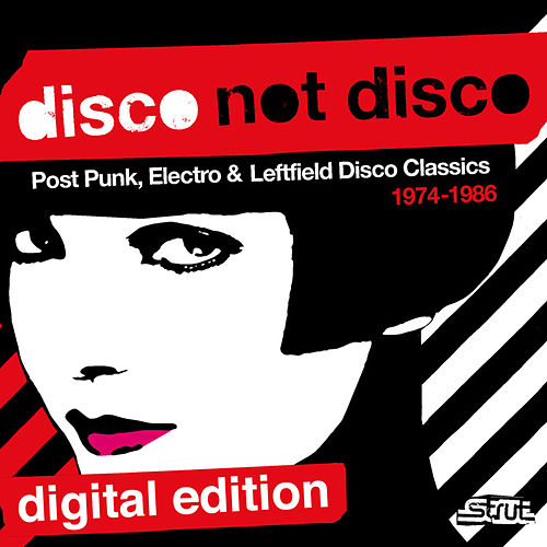 Disco Not Disco by Various Artists