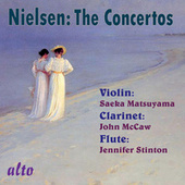 Nielsen: The Concertos by Various Artists