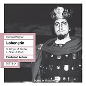 Wagner: Lohengrin (Sung in Italian) by Various Artists