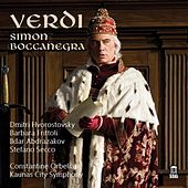Verdi: Simon Boccanegra by Various Artists