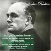 Wolfgang Amadeus Mozart: Concierto para Piano No. 17 en Sol Mayor, K. 453 - Concierto para Piano No. 20 en Re Menor, K. 466 by Sviatoslav Richter