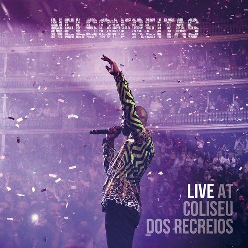 Live at Coliseu dos Recreios by Nelson Freitas
