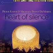 Heart of Silence: Piano and Flute Meditations by Michael Brant Demaria