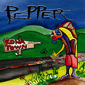 Kona Town by Pepper