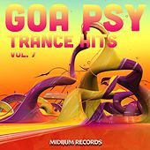 Goa Psy Trance Hits, Vol. 7 (Best of Psychedelic Goatrance, Progressive, Full-On, Hard Dance, Rave Anthems) by Various Artists