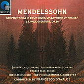 Mendelssohn: Symphony No. 2 by Edith Wiens