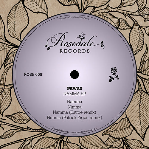 Namma EP by Pawas