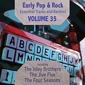 Early Pop & Rock Hits, Essential Tracks and Rarities, Vol. 35 von Various Artists