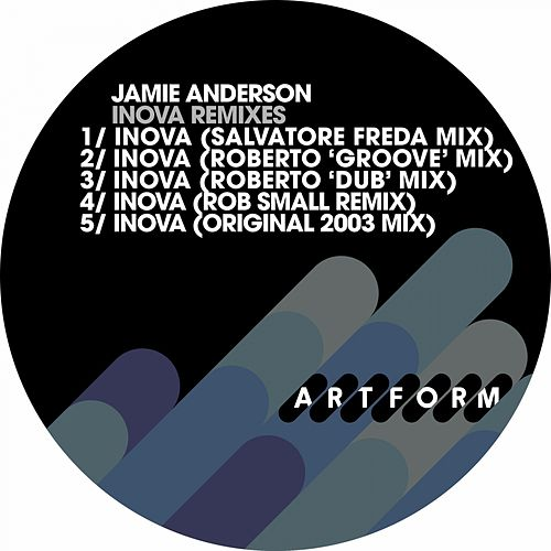 Inova (Remixes) by Jamie Anderson