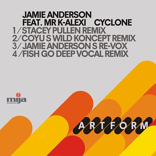 Cyclone by Jamie Anderson