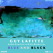 Blue and Black by Guy Lafitte