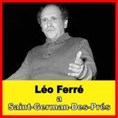 A Saint-German-Des-Prés by Leo Ferre