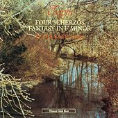 Four Scherzos & Fantasy In F Minor by Peter Katin