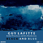 Black and Blue, Part 2 by Guy Lafitte