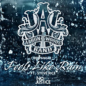 Feels Like Rain - SINGLE by Aaron Woods Band