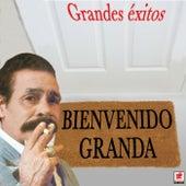 Grandes Exitos Bienvenido Granda by Bienvenido Granda