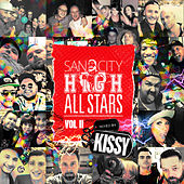 San City High ALL STARS, Vol. 2 (Mixed by Kissy) von Various Artists