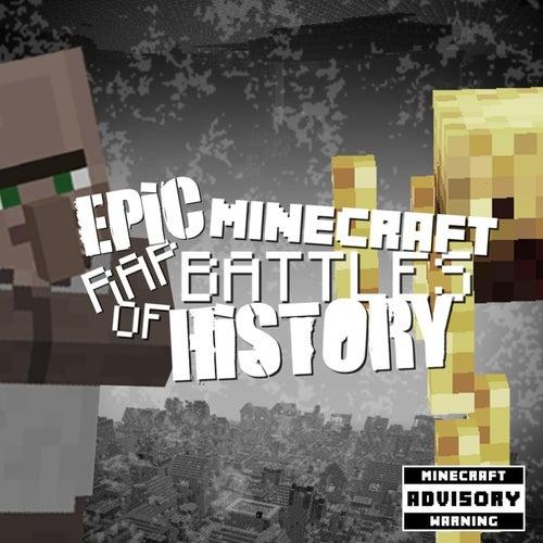Epic Minecraft Rap Battles of History: Villager vs Blaze by Pedro Esparza