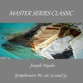 Master Series Classic - Joseph Haydn - Symphonien No. 26, 22 und 53 by Hamburg Rundfunk-Sinfonieorchester
